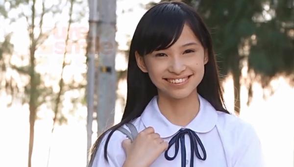 着エロ動画レビューPure smile 鶴巻星奈