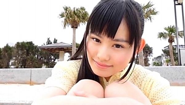 100%美少女クラスメイト 河合玲奈の着エロ情報